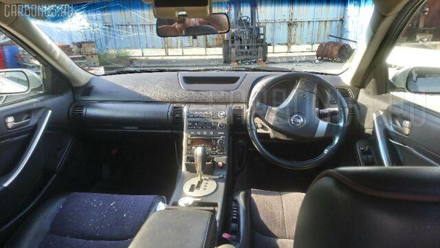 Домкрат на Nissan Skyline V35