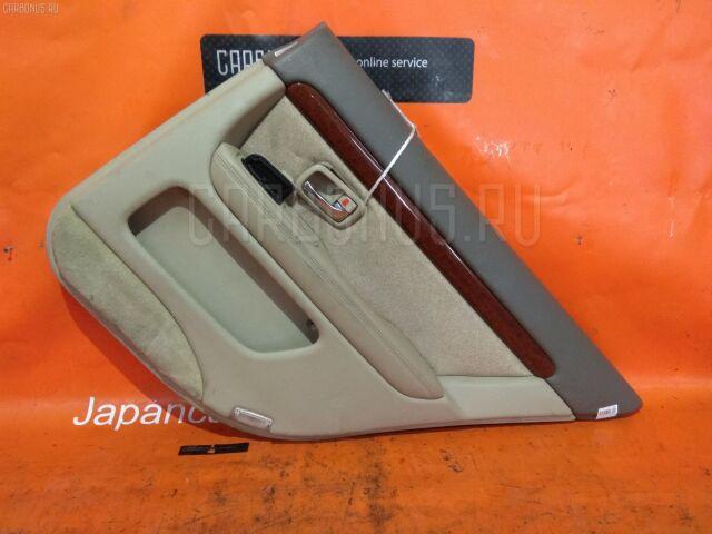 Обшивка двери на Toyota Progres JCG10