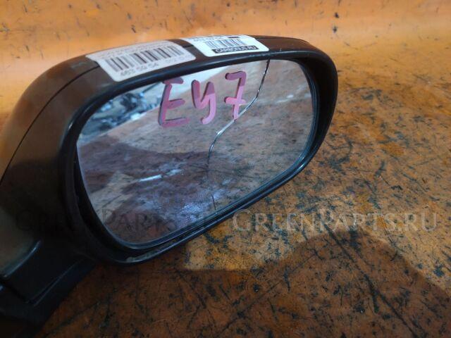 Зеркало двери боковой на Honda Partner EY7