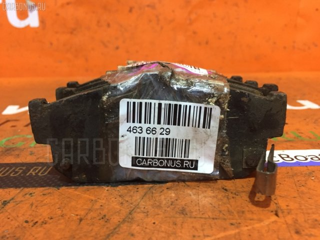 Тормозные колодки на Nissan Bluebird HNU14 SR20DE
