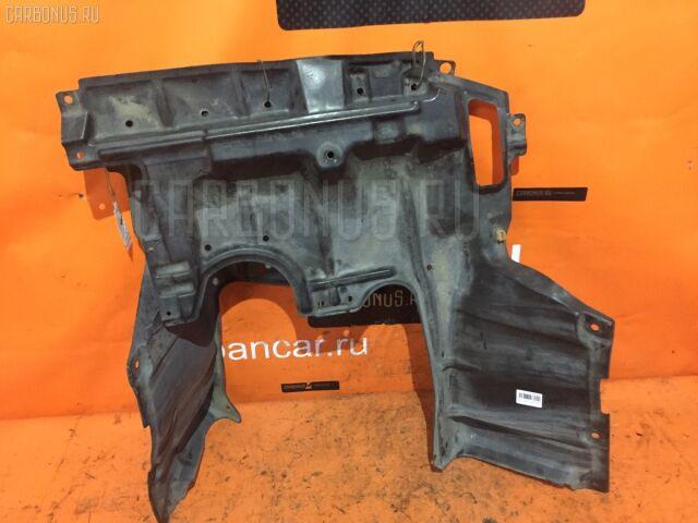 Защита двигателя на Toyota Wish ZNE10G 1ZZ-FE