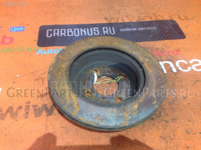 Тормозной диск на Suzuki CHEVROLET CRUZE HR51S M13A