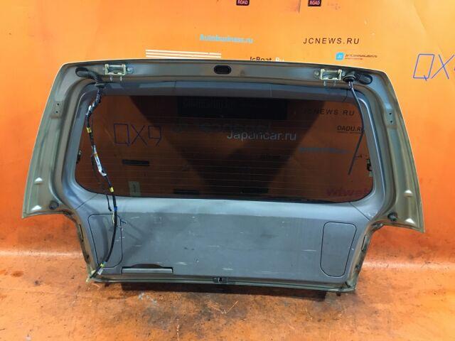 Дверь задняя на Subaru Forester SF9
