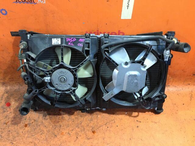 Радиатор двигателя на Mazda Millenia CA8P KL-ZE
