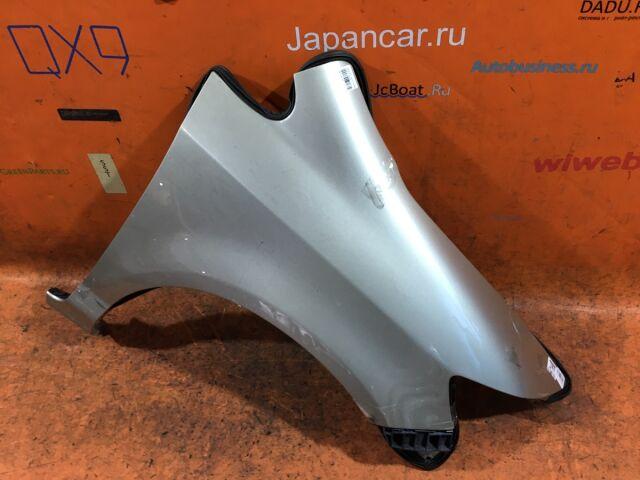Крыло на Honda Fit Aria GD6