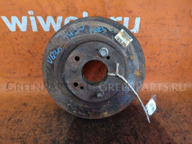Тормозной диск на Nissan Presage HU30, NU30, TNU30, TU30, U30, VNU30, VU30