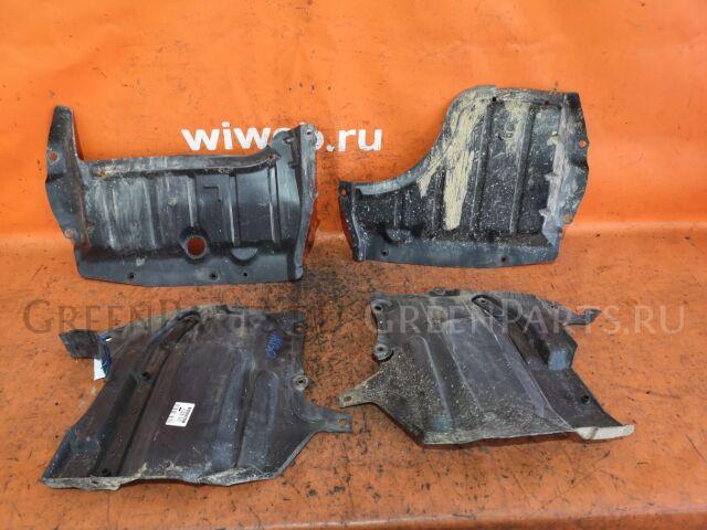 Защита двигателя на Nissan Presage HU30 VQ30DE