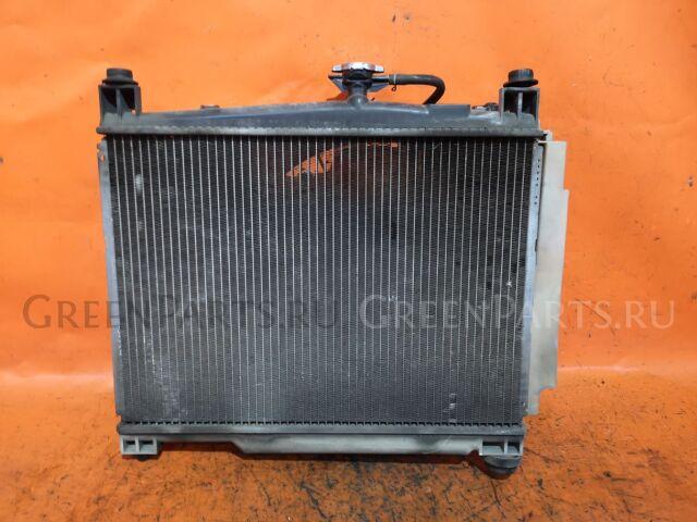 Радиатор двигателя на Toyota Yaris Verso NCP22 2NZ-FE