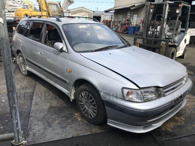 Тормозные колодки на Daihatsu Altis SXV20N