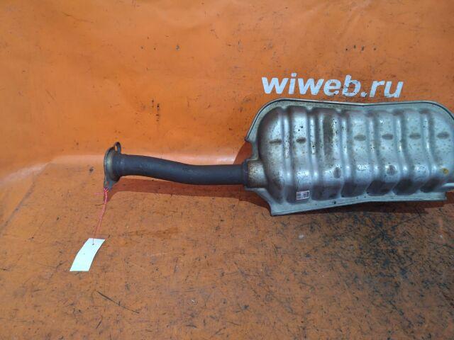 Глушитель на Subaru Impreza GH2 EL15