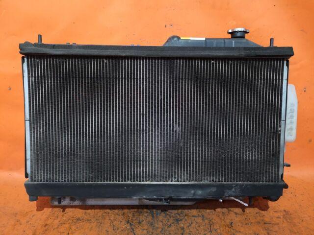 Радиатор двигателя на Subaru Legacy BL5 EJ203