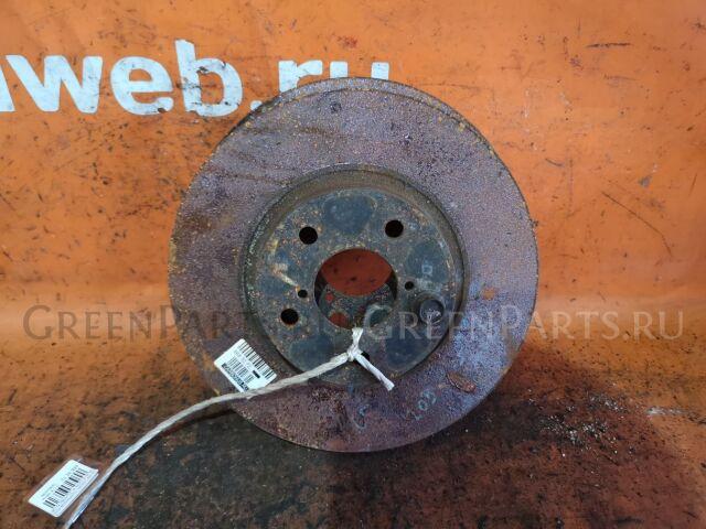 Тормозной диск на Subaru Legacy BL5 EJ203