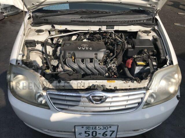 Мотор печки на Toyota Will VS NZE127, ZZE127, ZZE128, ZZE129