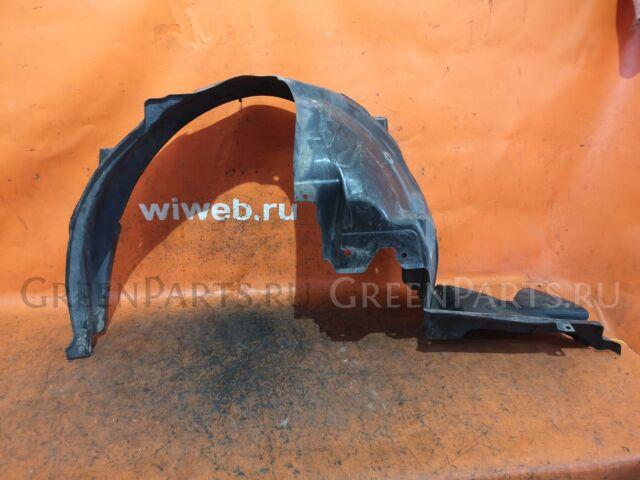 Подкрылок на Subaru Exiga YA5 EJ205
