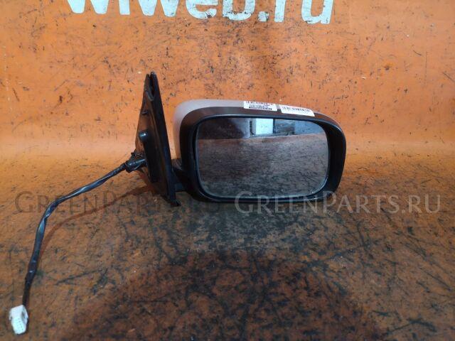 Зеркало двери боковой на Toyota Vista Ardeo SV50G