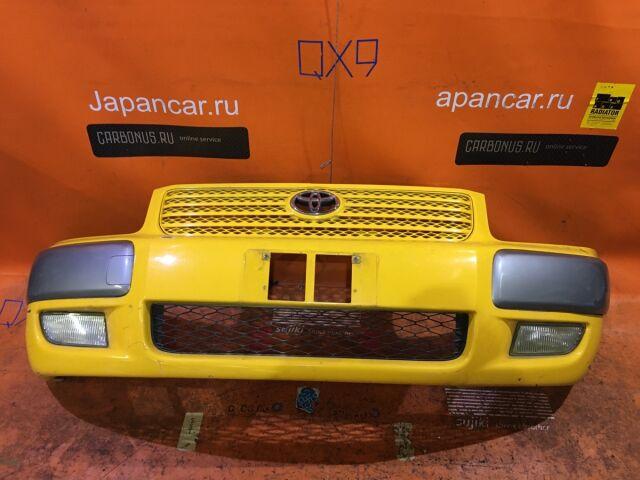 Бампер на Toyota Succeed NCP51V 51-2