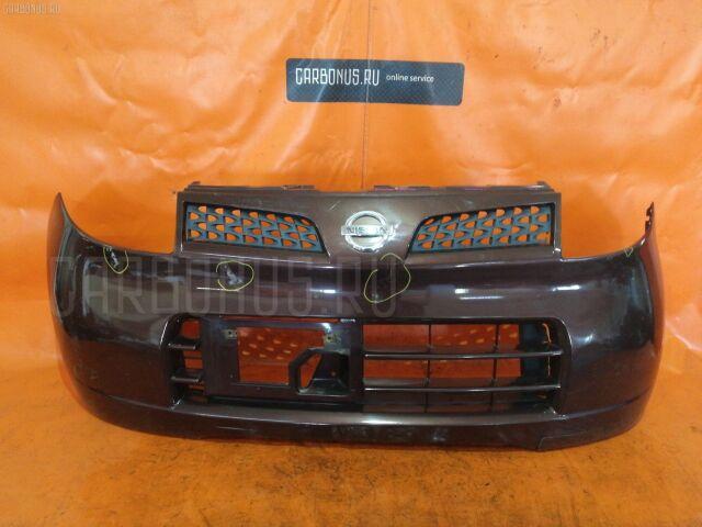 Бампер на Nissan Moco MG22S