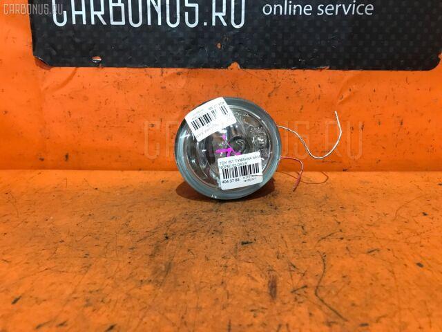 Туманка бамперная на Toyota Ist NCP60 52-040