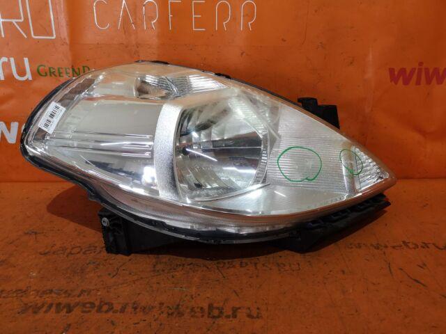 Фара на Nissan Tiida C11 P4278