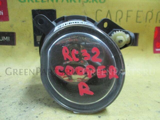 Туманка бамперная на Mini Cooper R50-RC32