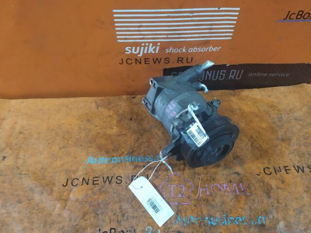 Компрессор кондиционера на Nissan Teana J31 VQ23DE