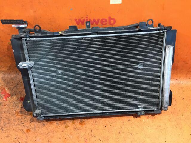 Радиатор двигателя на Toyota Premio NZT260, ZRT260, ZRT261, ZRT265 1NZ-FE, 2ZR-FAE, 2ZR-FE, 3ZR-FAE