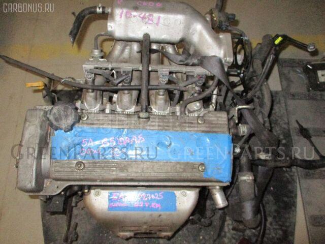 Двигатель на Toyota Soluna AL50 5A-FE G527825