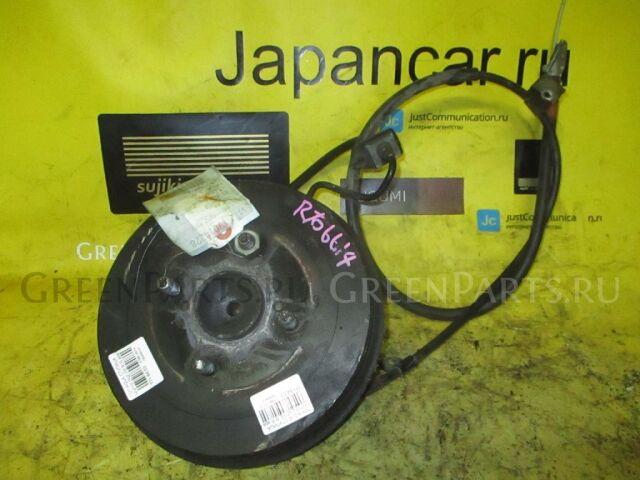Ступица на Toyota Aqua NNP10 2NZ-FE