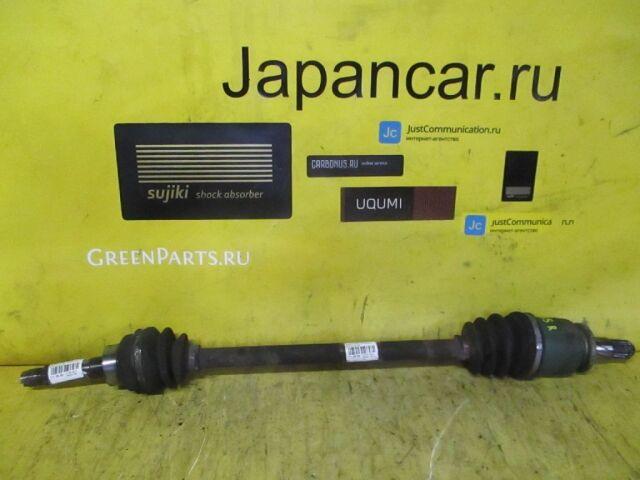 Привод на Subaru Forester SF5 EJ20