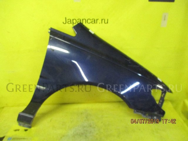 Крыло на Nissan Presage U30