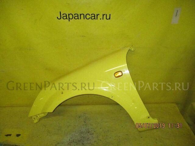 Крыло на Toyota MR-S ZZW30