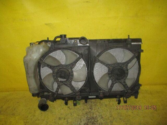Радиатор двигателя на Subaru Legacy BE5 EJ20