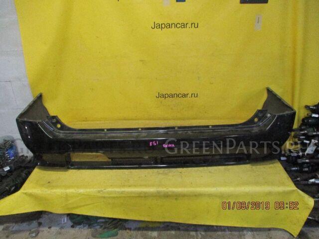 Бампер на Nissan Elgrand E51