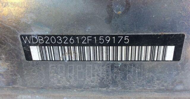 Фара на Mercedes-benz C-CLASS STATION WAGON S203.261