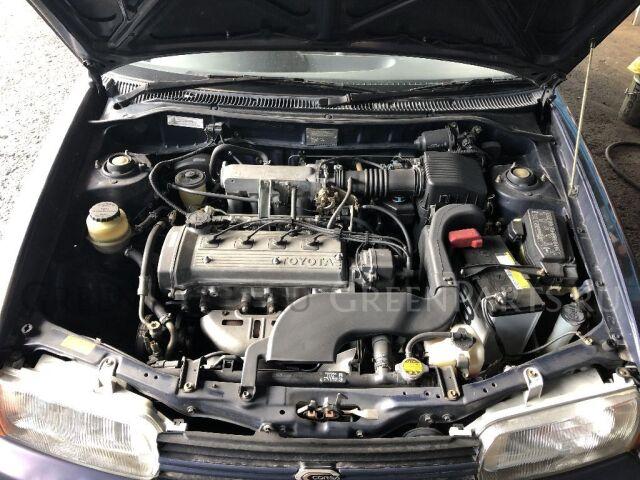 Подкрылок на Toyota Corsa EL51 4E-FE