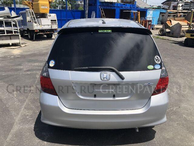 Обшивка багажника на Honda Fit GD3
