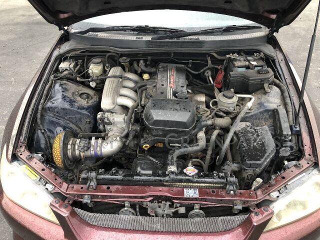 Подкрылок на Toyota Altezza SXE10