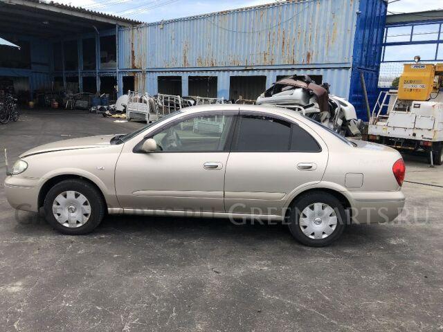 Радиатор печки на Nissan Bluebird Sylphy FG10 QG15DE