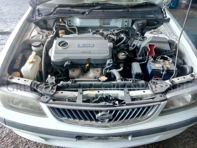 Руль на Nissan Sunny FB15