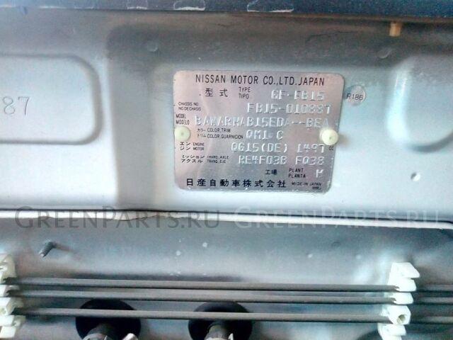 Катушка зажигания на Nissan Primera Camino Wagon WQP11 QG18DE