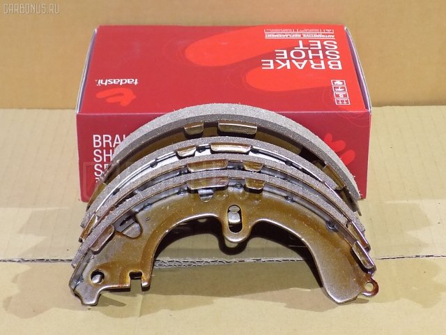 Тормозные колодки на Toyota Sprinter Trueno AE111