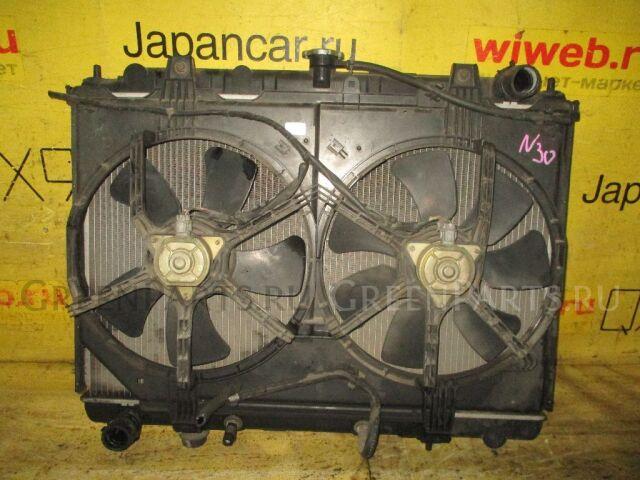 Радиатор двигателя на Nissan RNESSA N30 SR20DE