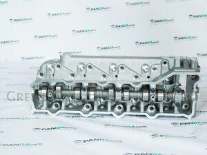 Головка блока цилиндров на Mitsubishi Pajero 4M40 MMC02-4M40