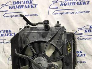 Радиатор двигателя на Toyota Bb QNC25 K3-VE