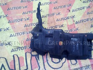 Защита двигателя на Toyota Aqua NHP10 1NZFXE
