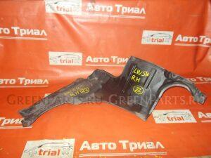 Защита двигателя на Mazda Mpv LW5W