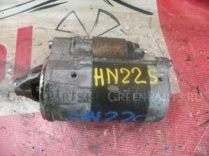Стартер на Suzuki Kei HN11S F6A