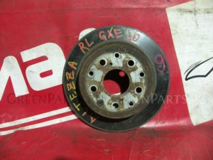 Тормозной диск на Toyota Altezza GXE10 3S-GE