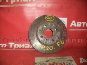 Тормозной диск на Toyota Raum NCZ20 1NZ-FE