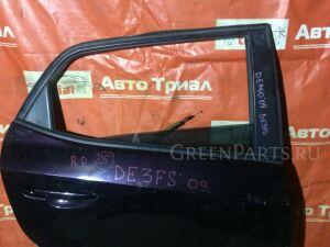 Замок двери на Mazda Demio DE3FS ZJ-VE